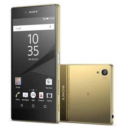 Sony Xperia Z5 Premium Zlatý - Trieda A