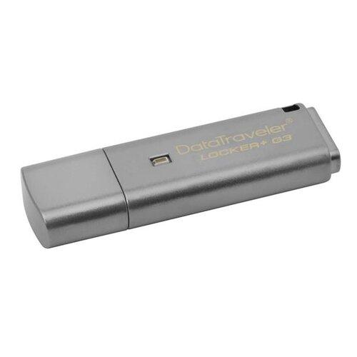 USB klúč KINGSTON DataTraveler Locker+ G3 64 GB USB 3.0