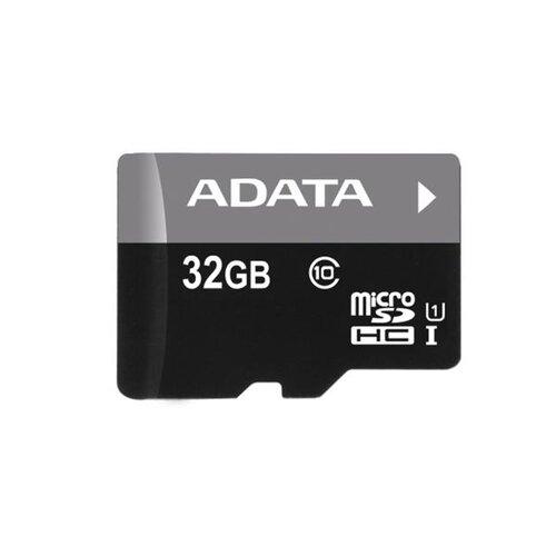 MicroSDHC karta A-DATA 32GB Class 10 + adaptér