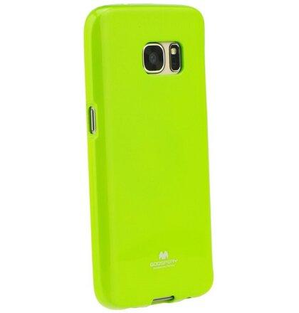 Puzdro Samsung Galaxy S7 G930 Jelly Mercury - limetka