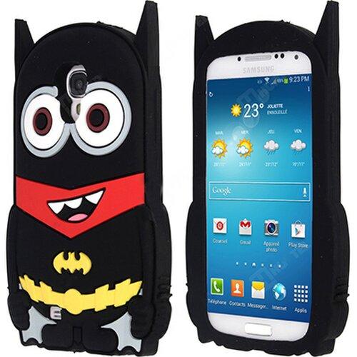 Puzdro 3D TPU Samsung Galaxy S5 G900/S5 Neo G901 Batman