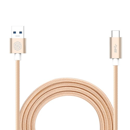 Nillkin Elite Type C USB 3.0 Datový Kabel Gold (EU Blister)