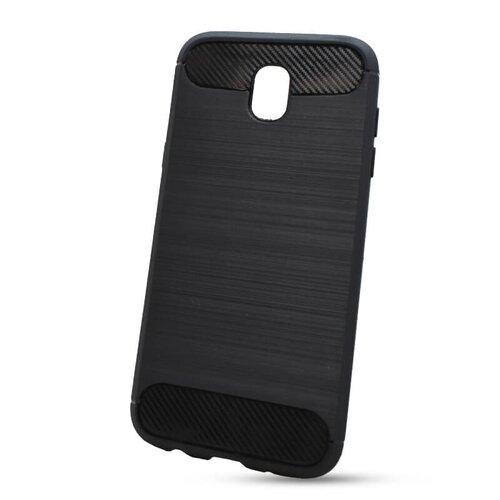 Puzdro Carbon Lux TPU Samsung Galaxy J5 J530 2017 - čierne