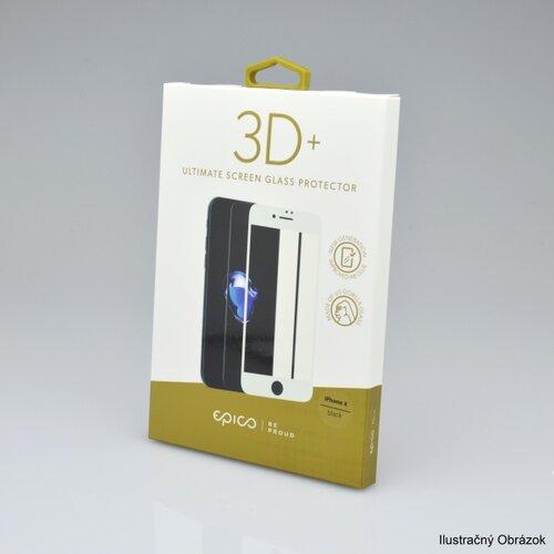 Tvrdené sklo Epico Glass 3D+ iPhone 8 celotvárové - čierne