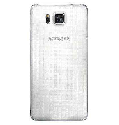 EF-OG850SWE Samsung Zadní Kryt White pro G850 Galaxy Alpha (EU Blister)