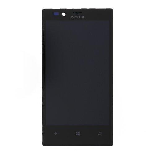 Nokia 720 Lumia - LCD Displej + Dotyková Plocha + Predný Kryt
