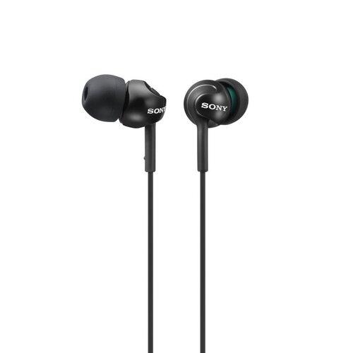 Sony MDR-EX110LP Slúchadlá Čierne