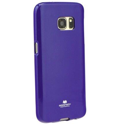 Puzdro Samsung Galaxy S7 G930 Jelly Mercury - fialové