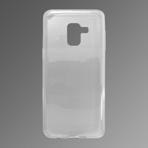 Puzdro NoName Samsung Galaxy A8 2018 - transparent