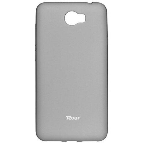 Puzdro Jelly Roar Colorful TPU Huawei Y5 II/Y6 II Compact, šedé