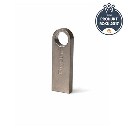 Kingston DataTraveler SE9 32GB USB 2.0 kovový flashdisk malých rozmerov DTSE9H/32GB
