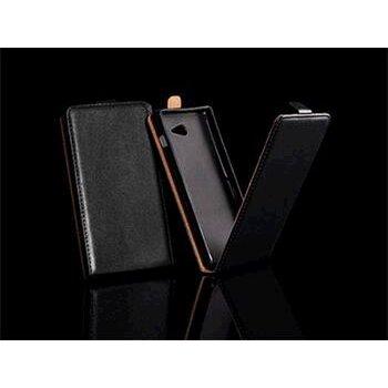 Knižkové puzdro Vertical Slim Flexi 2 Samsung Galaxy A5 A500, čierne