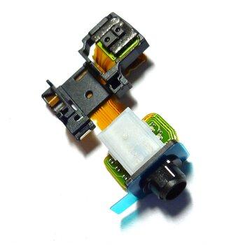 Sony D6503 Xperia Z2 - Flex Kábel Audio Konektora