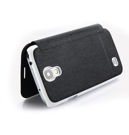 iPHONE 6 Plus čierne knižkové diárové púzdro KALAIDENG Iceland II