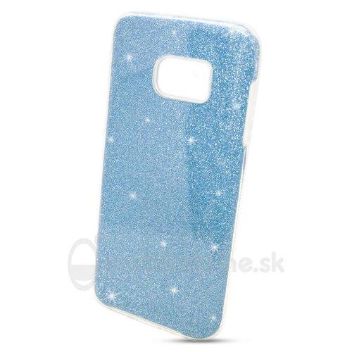 Puzdro 3in1 Shimmer TPU Samsung Galaxy S7 G930 - modré