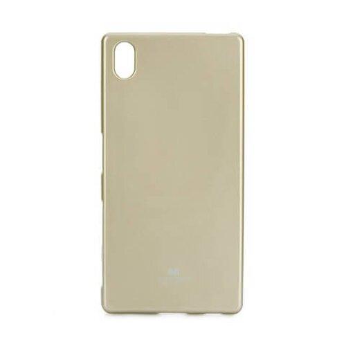 Puzdro Sony Xperia Z5 E6653 Jelly Mercury TPU, zlaté