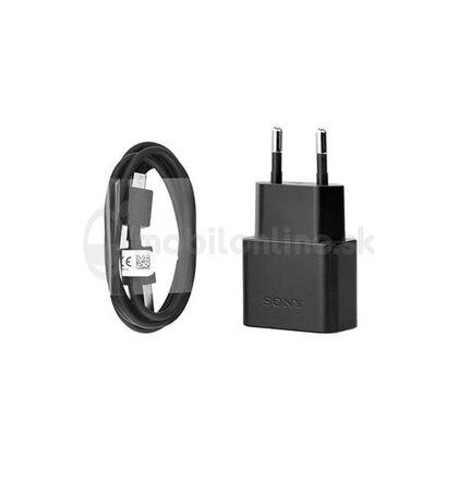 Nabíjačka SONY UCH20+EC801 1,5A Micro USB (bulk)