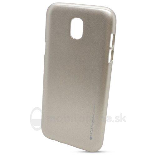 Puzdro Mercury i-Jelly TPU Samsung Galaxy J5 J530 2017 - zlaté
