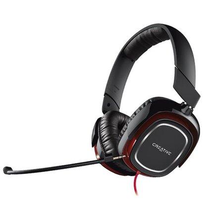 Creative Draco HS-880, gaming headset, 2x 3.5mm jack