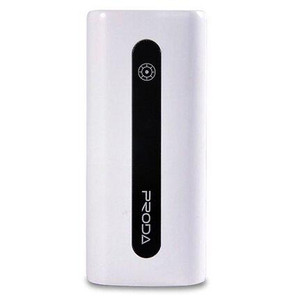 Remax E5 PowerBank 5000mAh Li-Pol White (EU Blister)