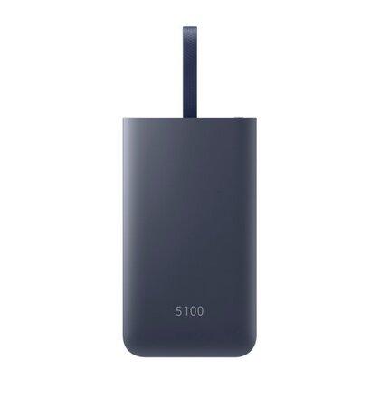 Samsung Battery pack pre Samsung (5.1A, 15W) Typ-C, tmavomodrá