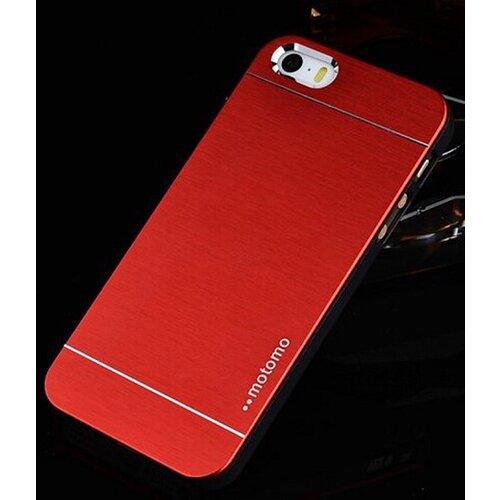 Puzdro Motomo iPhone 6/6s Brúsený hlínk - červené