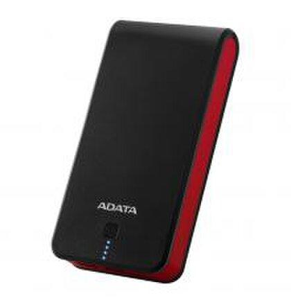 A-DATA Power Bank P20100, 20100mAh, Black-Red