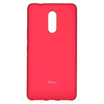 Puzdro Roar Jelly Colorful TPU Lenovo K6 Note - ružové