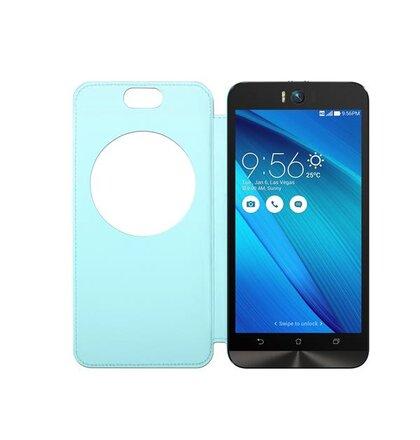 ASUS ochranné púzdro MYVIEW FLIP COVER DELUXE pre ZenFone 2 (ZD551KL ) modré