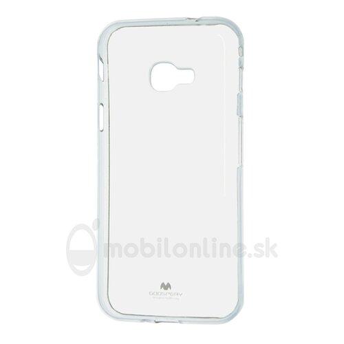 Puzdro Mercury Jelly TPU Samsung Galaxy Xcover 4 G390/Xcover 4s G398 - transparentné
