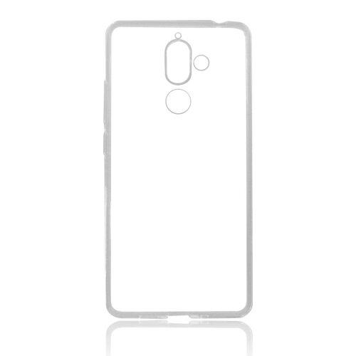 Puzdro NoName Ultraslim TPU 0,3mm Nokia 7 Plus - transparentné
