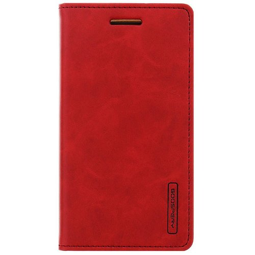 Puzdro Mercury Blue Moon Book Samsung Galaxy A5 A500 - červené