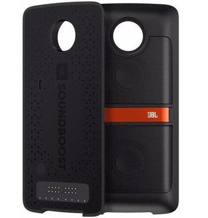 Moto Mods JBL SoundBoost Speaker Black