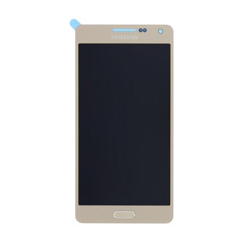 Samsung A500F Galaxy A5 - LCD Displej + Dotyková Plocha - Zlatý