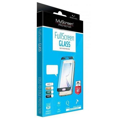 Ochranné sklo MyScreen Huawei P9 Lite 2017 tvrdosť 9H celotvárové - zlaté