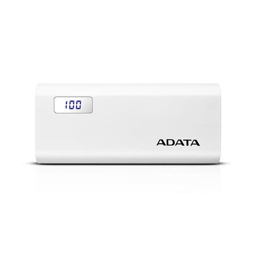 Power Bank A-DATA P12500D 12500mAh Biely