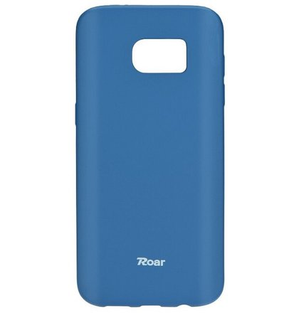 Puzdro Samsung Galaxy S7 G930 Roar Jelly Colorful TPU, modré