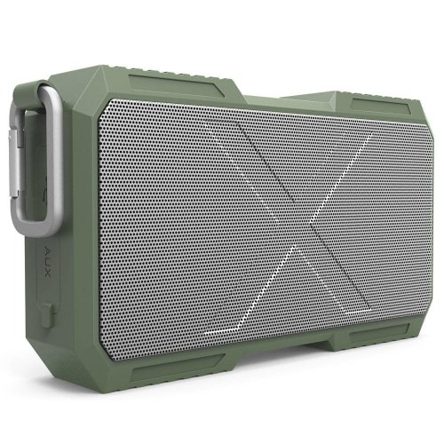 Nillkin X-Man Vodeodolný Bluetooth reproduktor Zelený