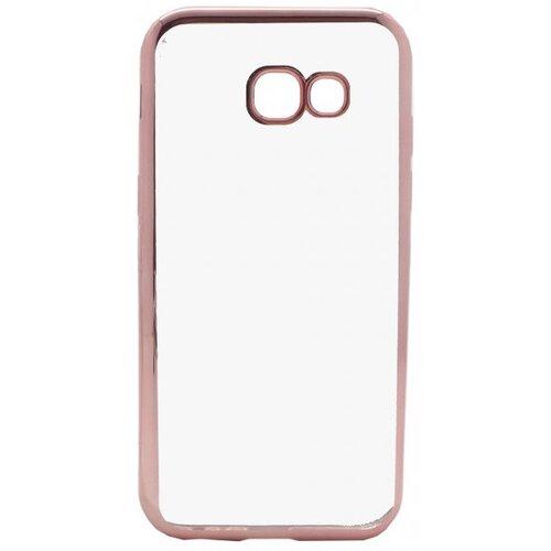 Puzdro Soft Electro TPU Samsung Galaxy A5 A520 2017 - ružové