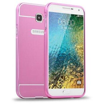 Puzdro Samsung Galaxy A5 A510 2016 Bumper ružový