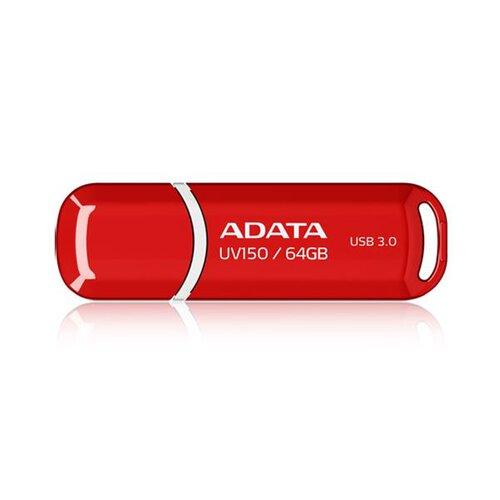 USB kľúč ADATA DashDrive™ Classic UV150 64 GB USB 3.0 Červený