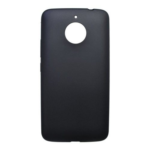 Puzdro NoName TPU Motorola Moto E4 Plus - čierne