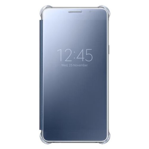 EF-ZA510CBE Samsung Clear View Pouzdro modré pro Galaxy A5 A510 2016