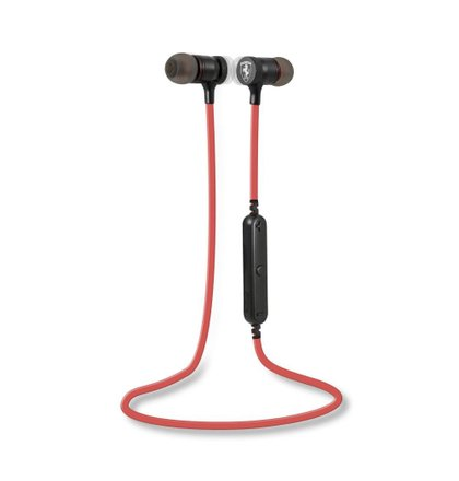 FESEPRCBK Ferrari Scuderia Wireless Stereo Headset Red (EU Blister)