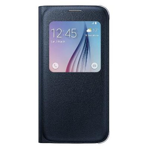 EF-CG920BBE Samsung S-View Pouzdro Black pro G920 Galaxy S6 (EU Blister)