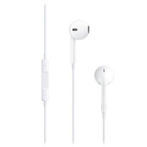 Apple EarPods Slúchadlá MNHF2ZM/A Biele