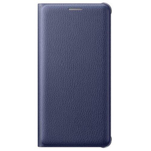 Samsung flip s vreckom pre Galaxy A5 2016, Blue
