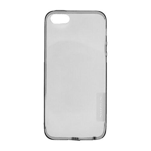 Nillkin Nature TPU Kryt Grey pro iPhone 5/5S/SE