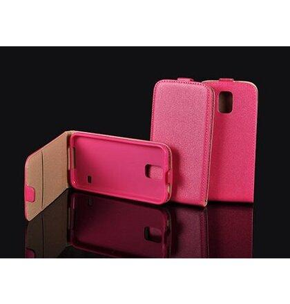 Puzdro Sony Xperia Z5 E6653 knižkové Pocket Slim Flexi , ružové
