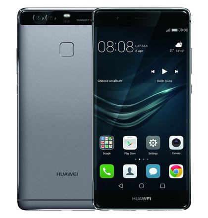 Huawei P9 Dual SIM 3GB/32GB Titanium Grey - Trieda B